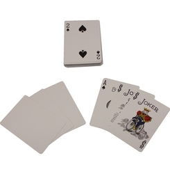MAGIC TRICKS ACCESSORIES -  BLANK BACK