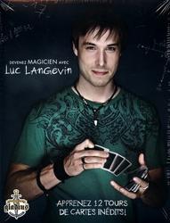 MAGIC TRICKS ACCESSORIES -  DEVENEZ MAGICIEN AVEC LUC LANGEVIN