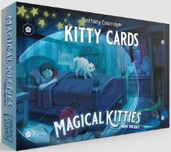 MAGICAL KITTIES SAVE THE DAY! -  KITTY CARDS