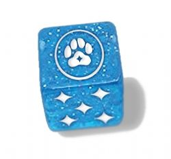 MAGICAL KITTIES SAVE THE DAY! -  KITTY PAW DICE 6D6
