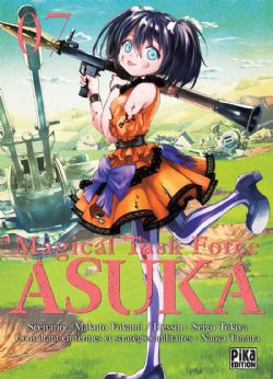 MAGICAL TASK FORCE ASUKA -  (FRENCH V.) 07
