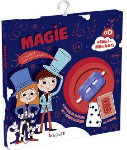 MAGIE - AVEC 2 BALLES EN MOUSSE, 1 CORDE MAGIQUE, 42 CARTES