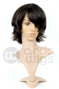 MAGNUM CLASSIC WIG - DEEP BROWN (ADULT)