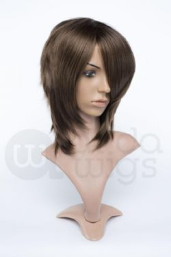 MAGNUM LONG CLASSIC WIG - COOL BROWN (ADULT)