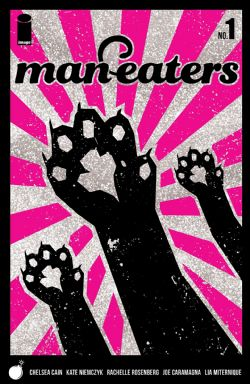 MAN-EATERS -  MAN-EATERS TP 01