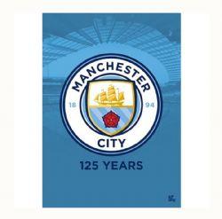 MANCHESTER CITY FC -  MANCHESTER CITY TEAM CREST (22
