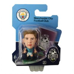 MANCHESTER CITY -  KEVIN DE BRUYNE MINI FIGURE