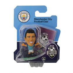 MANCHESTER CITY -  SERGIO AGUERO MINI FIGURE