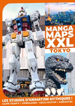 MANGA MAPS XXL TOKYO
