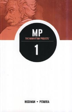 MANHATTAN PROJECTS, THE -  USED BOOKS - BUNDLE TOMES 1 TO 6 (ENGLISH)