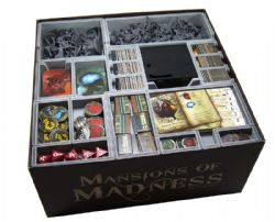 MANSIONS OF MADNESS -  SECOND EDITION INSERT -  FOLDED SPACE