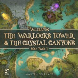 MAP PACK -  WILDLANDS: THE WARLOCK'S TOWER & THE CRYSTAL CANYONS 01