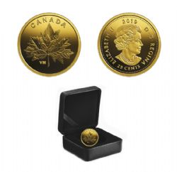 MAPLE LEAVES -  BOUQUET OF MAPLE LEAVES -  2019 CANADIAN COINS
