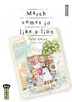 MARCH COMES IN LIKE A LION -  (V.F.) 11