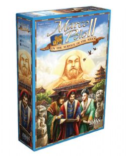 MARCO POLO II : IN THE SERVICE OF THE KHAN (ENGLISH)