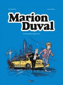 MARION DUVAL -  EMBROUILLES À NEW-YORK 27