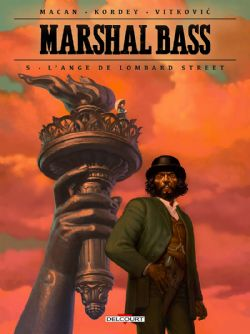 MARSHAL BASS -  L'ANGE DE LOMBARD STREET 05