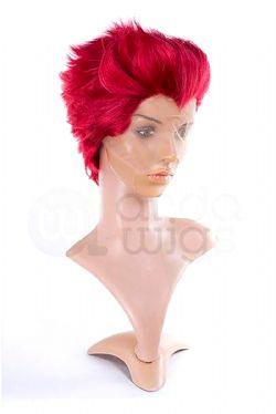 MARTY CLASSIC WIG - APPLE RED (ADULT)
