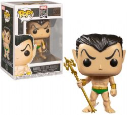 MARVEL 80 YEARS -  POP! VINYL BOBBLE-HEAD OF NAMOR, THE SUB-MARINER (4 INCH) 500