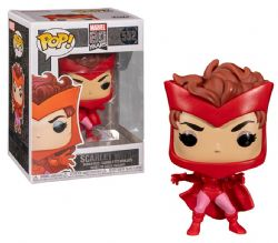 MARVEL 80 YEARS -  POP! VINYL BOBBLE-HEAD OF SCARLET WITCH (4 INCH) 552