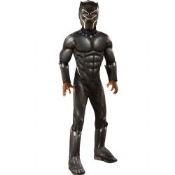 MARVEL -  BLACK PANTHER COSTUME (CHILD) -  BLACK PANTHER