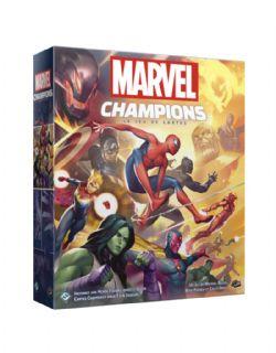 MARVEL CHAMPIONS : LE JEU DE CARTES -  BASE GAME (FRENCH)