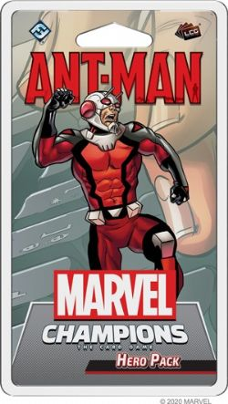 MARVEL CHAMPIONS : THE CARD GAME -  ANT-MAN (ENGLISH)