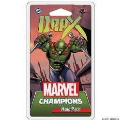 MARVEL CHAMPIONS : THE CARD GAME -  DRAX (ENGLISH)