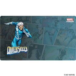 MARVEL CHAMPIONS : THE CARD GAME -  QUICKSILVER GAME MAT (24