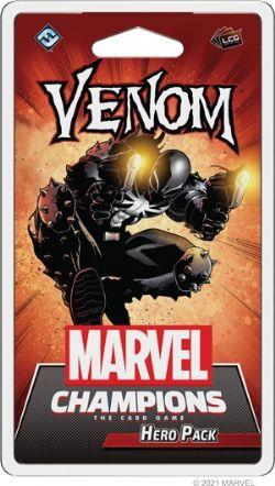 MARVEL CHAMPIONS : THE CARD GAME -  VENOM (ENGLISH)