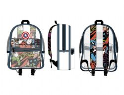 MARVEL -  CLEAR BACKPACK