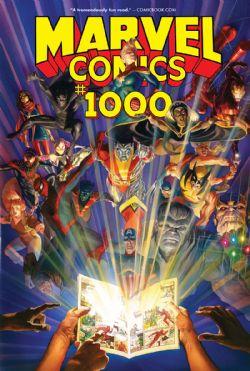 MARVEL COMICS -  MARVEL COMICS 1000 HC