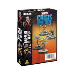 MARVEL : CRISIS PROTOCOL -  ANT-MAN AND WASP (ENGLISH)