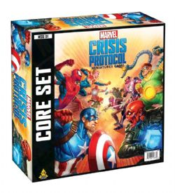 MARVEL : CRISIS PROTOCOL -  BASE GAME (ENGLISH)