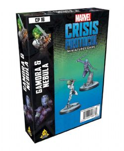 MARVEL : CRISIS PROTOCOL -  GAMORA AND NEBULA (ENGLISH)