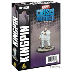 MARVEL : CRISIS PROTOCOL -  KINGPIN CHARACTER PACK (ENGLISH)