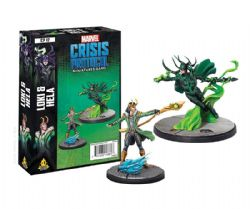 MARVEL : CRISIS PROTOCOL -  LOKI & HELA (ENGLISH)
