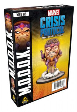 MARVEL : CRISIS PROTOCOL -  M.O.D.O.K CHARACTER PACK (ENGLISH)