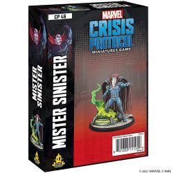 MARVEL : CRISIS PROTOCOL -  MISTER SINISTER (ENGLISH)