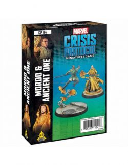 MARVEL : CRISIS PROTOCOL -  MORDO & ANCIENT ONE (ENGLISH)