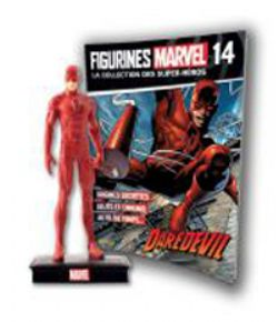 MARVEL -  FIGURE AND MAGAZINE - DAREDEVIL -  LA COLLECTION DES SUPER-HÉROS 14