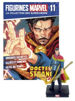 MARVEL -  FIGURE AND MAGAZINE - DOCTOR STRANGE -  LA COLLECTION DES SUPER-HÉROS 11