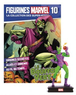 MARVEL -  FIGURE AND MAGAZINE - GREEN GOBLIN -  LA COLLECTION DES SUPER-HÉROS 10
