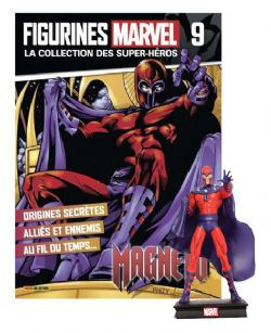 MARVEL -  FIGURE AND MAGAZINE - MAGNETO -  LA COLLECTION DES SUPER-HÉROS 09