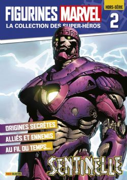 MARVEL -  FIGURE AND MAGAZINE - SENTINEL -  LA COLLECTION DES SUPER-HÉROS (HORS-SÉRIE) 02