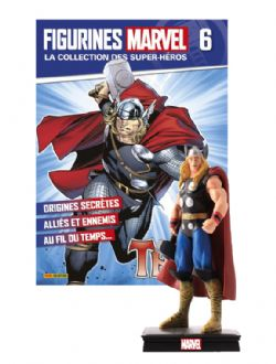 MARVEL -  FIGURE AND MAGAZINE - THOR -  LA COLLECTION DES SUPER-HÉROS 06