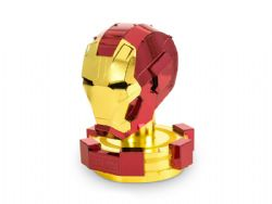 MARVEL -  IRON MAN HELMET - 2 SHEETS