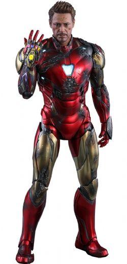 MARVEL -  IRON MAN MARK LXXXV (BATTLE DAMAGED VERSION) SIXTH SCALE FIGURE -  HOT TOYS