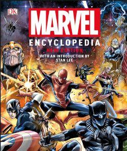 MARVEL -  MARVEL ENCYCLOPEDIA (NEW EDITION)