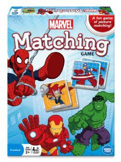 MARVEL -  MATCHING GAME (MULTILINGUAL)